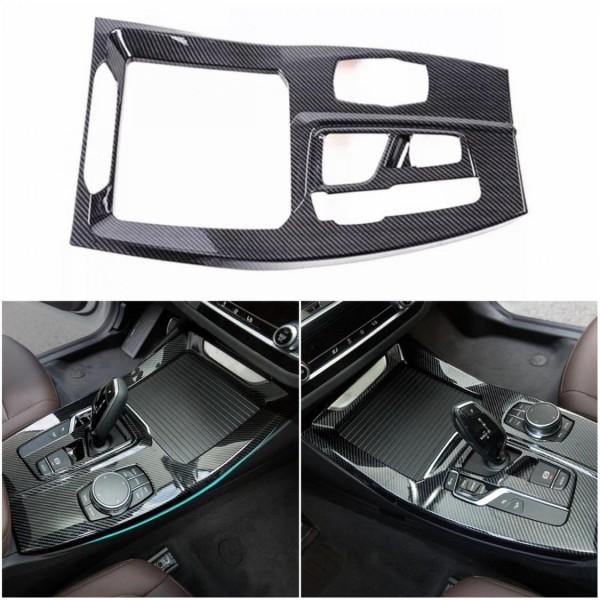 Automatikgetriebe Mittelkonsole Rahmen Blende Carbon Optik Passend Für BMW X3 G01
