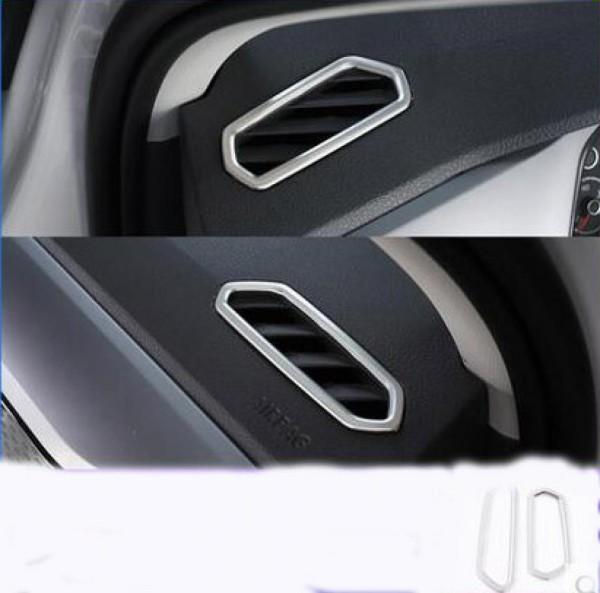 Edelstahl Lüftung Rahmen Blende Abdeckung Passend Für VW T-Cross TDI TSI